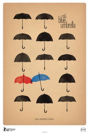 Azulado (The Blue Umbrella) (C)