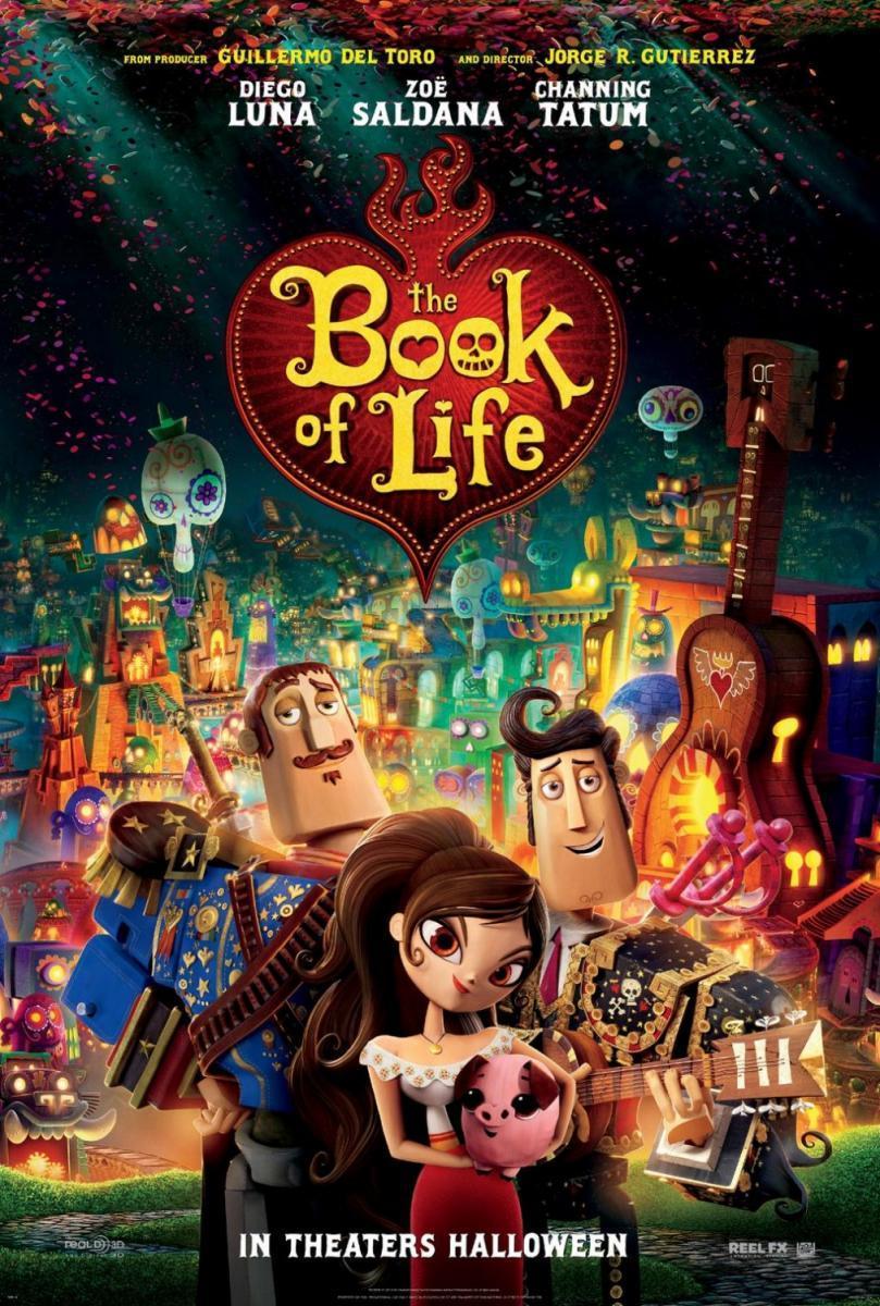 El libro de la vida (2014) [1080p] [Latino] [Google Drive]