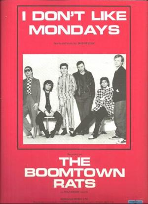 The Boomtown Rats: I Don't Like Mondays (Vídeo musical)