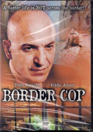 Policía de frontera