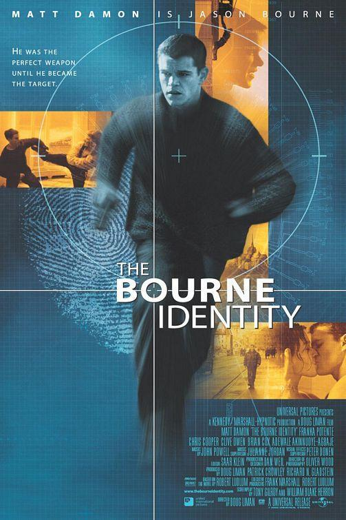 Saga – Jason Bourne  [2002 – 2016] [1080p] [Latino-Ingles] [MEGA]