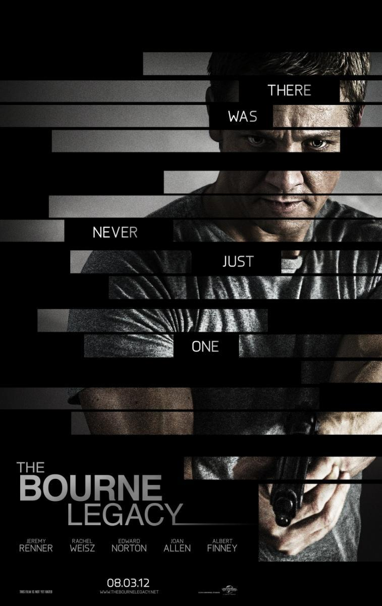 The Bourne Legacy/Legado Bourne / 2012