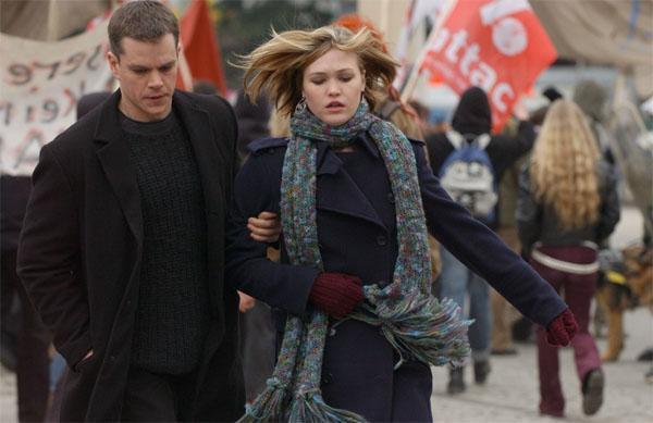 The Bourne Supremacy/La supremacía de Bourne/2004