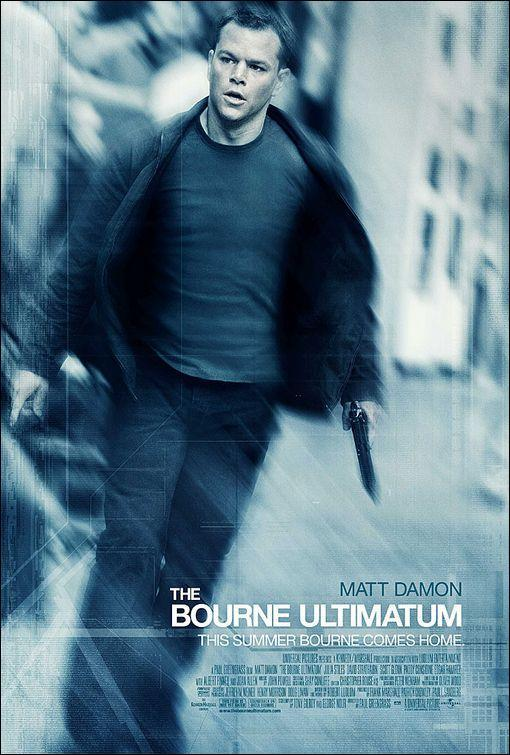 Bourne Ultimatum/Bourne: El ultimátum/2007