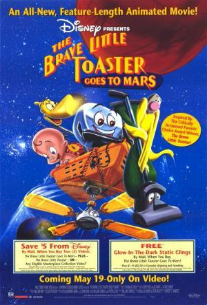 La tostadora valiente va a Marte