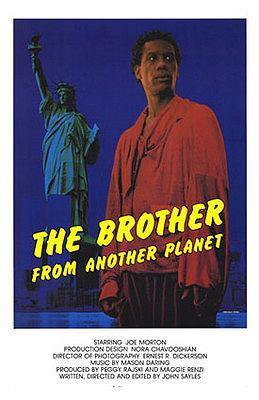 El hermano de otro planeta