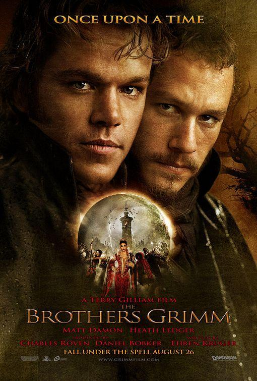 Los hermanos Grimm [2005][1080p] [Español Latino] [MEGA]