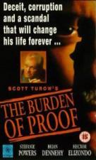 The Burden of Proof (TV Miniseries)