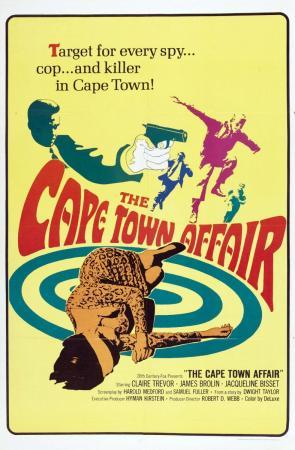 Intriga en la ciudad de El Cabo