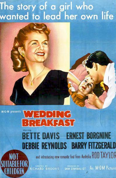 banquete de bodas  1956