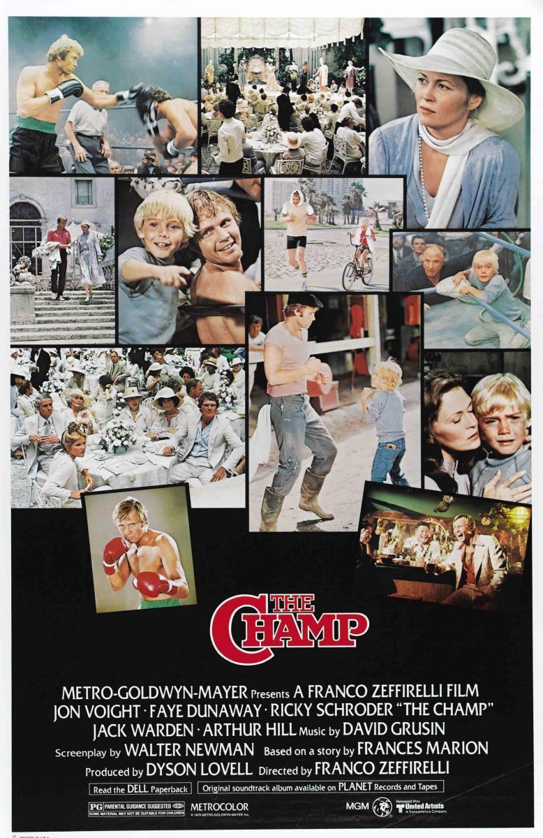 Críticas de Campeón (1979) - FilmAffinity