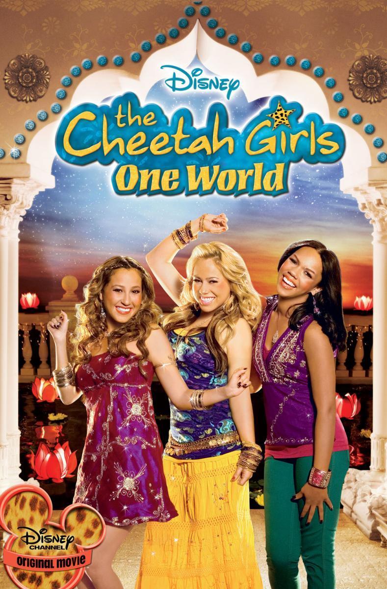 The Cheetah Girls: One World [1080p] [Español-Ingles] [GD]