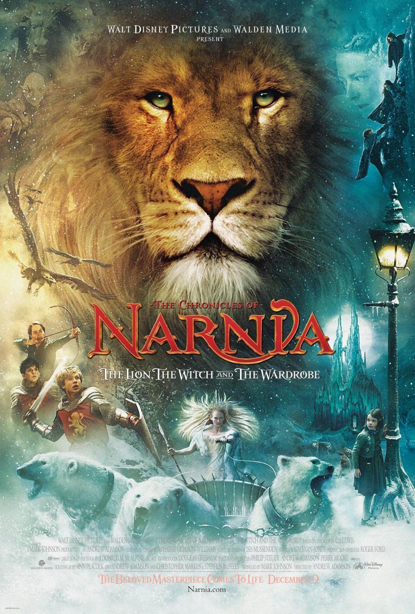Saga – Las crónicas de Narnia, [1080p] [Latino-Ingles] [MEGA]