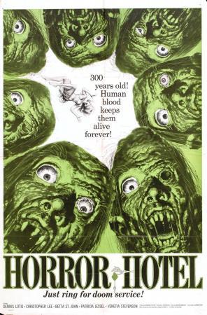 El hotel del terror (El Hotel del Horror)