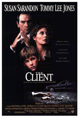 Image result for the client movie