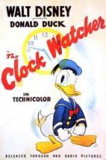 Pato Donald: El reloj (C)