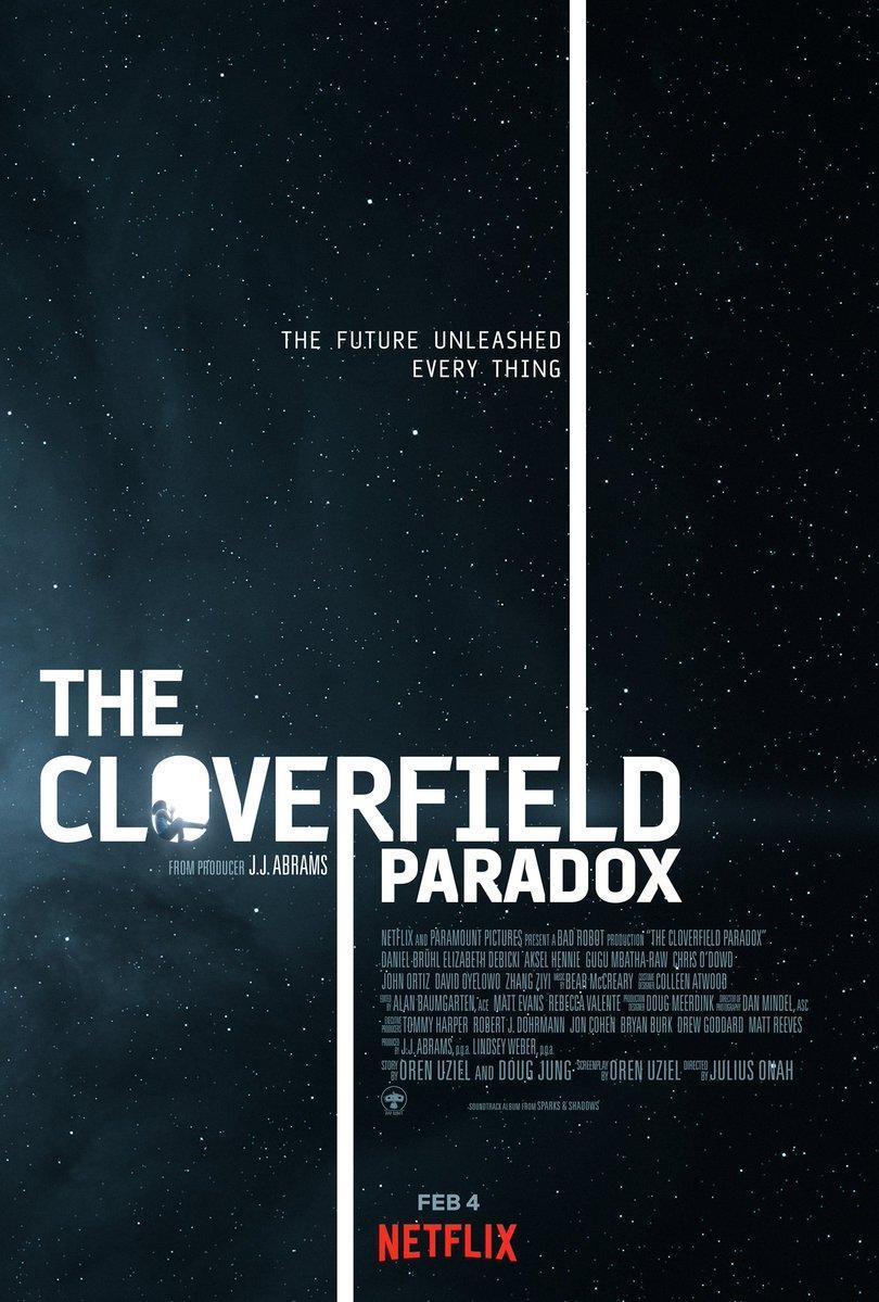 The Cloverfield Paradox [2018][Español Latino][1080p][MEGA]