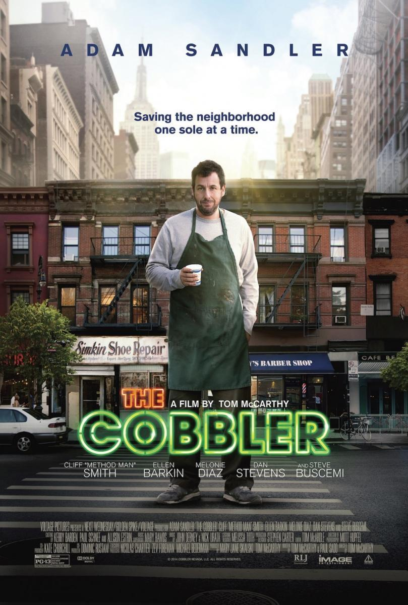 The Cobbler (2014) [1080p] [Español-Ingles] [GD]