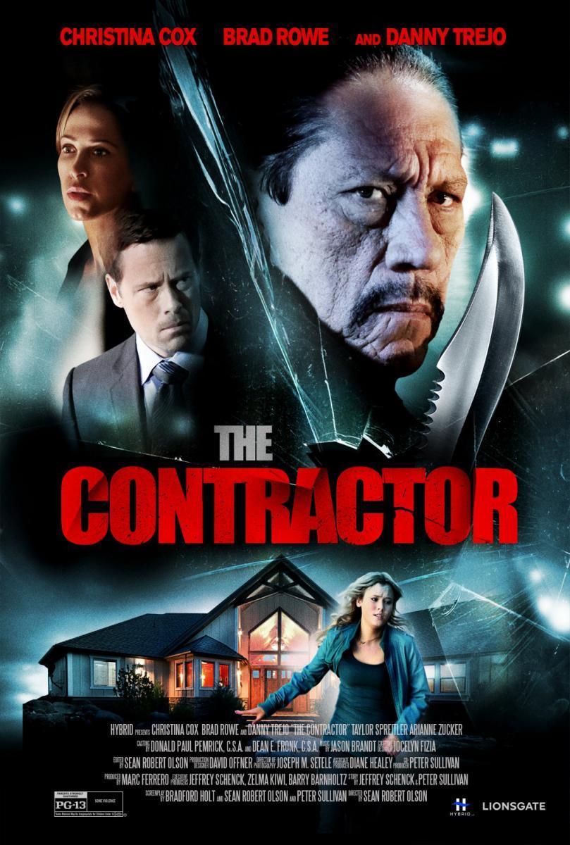 The Contractor 2013 Filmaffinity