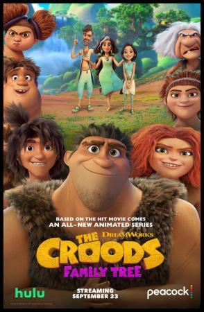 The Croods: Family Tree (Serie de TV)