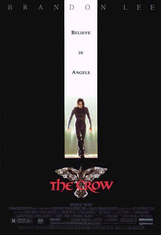 Resultado de imagen para 'El Cuervo' (1994)