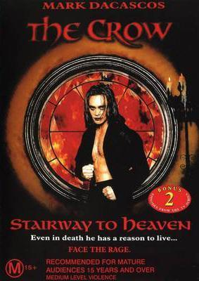 The Crow: Stairway to Heaven (TV Series)