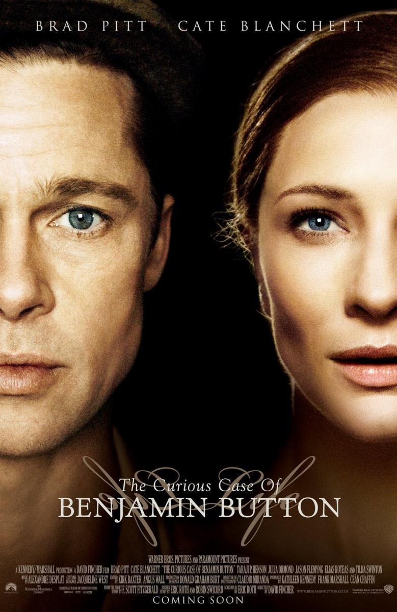 El curioso caso de Benjamin Button (2008) HD Latino Gratis