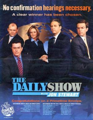Las noticias de Jon Stewart (Serie de TV)