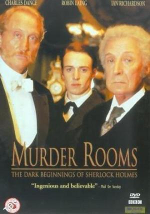 Los oscuros comienzos de Sherlock Holmes (TV)