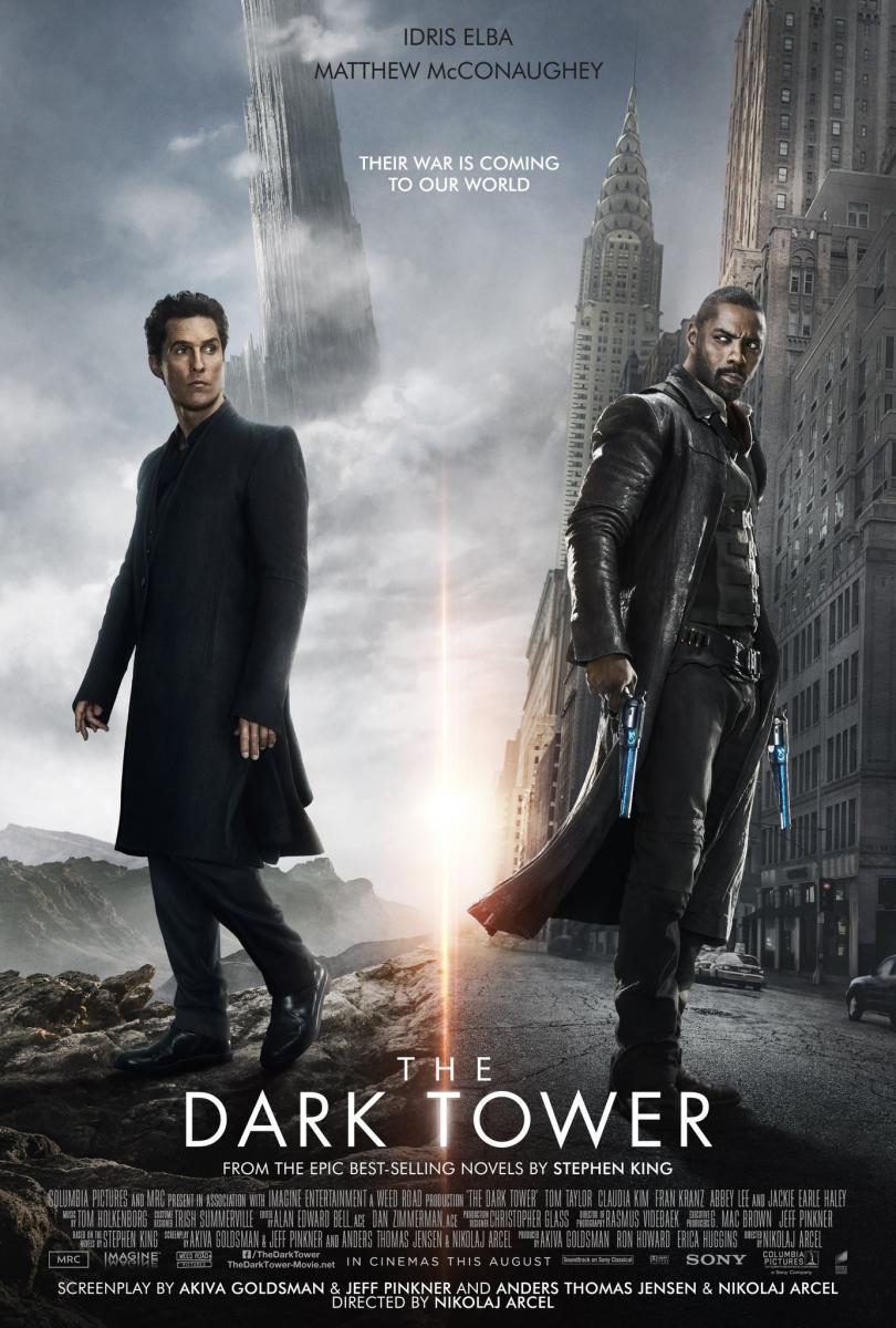 La Torre Oscura (2017) [BrRip 720p][Latino][MEGA]