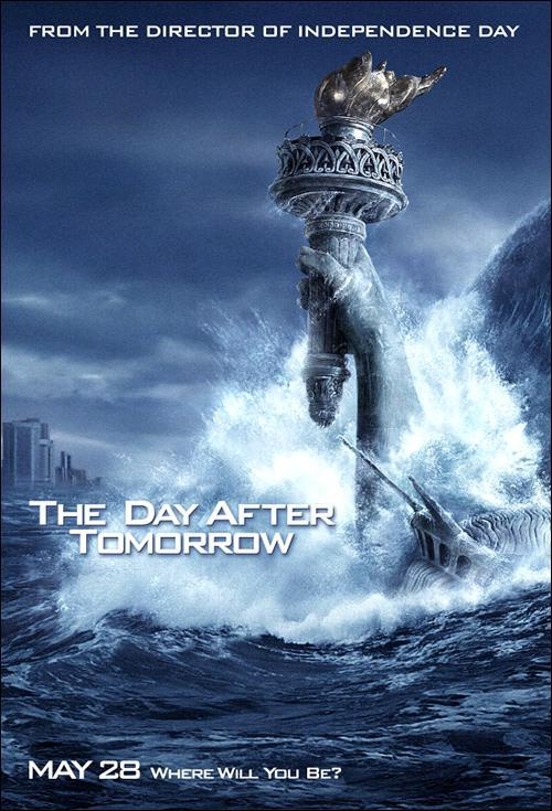 The day after tomorrow by roland
