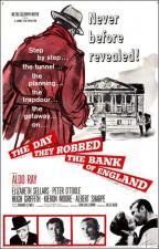El robo al Banco de Inglaterra