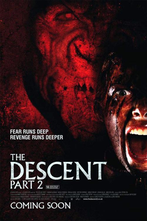 The Descent: Part 2 (2009) Reino Unido