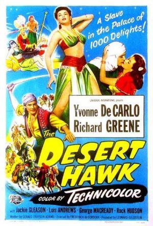 El halcón del desierto