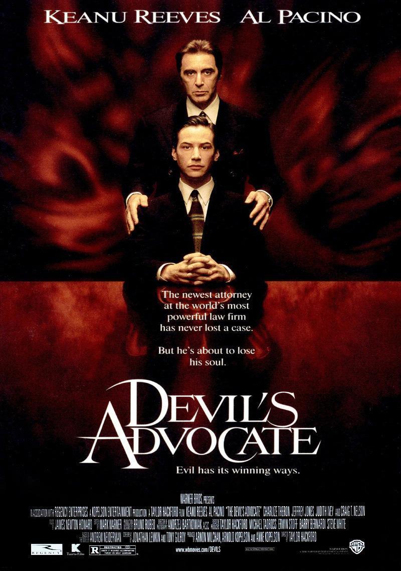 El abogado del diablo [1997][Latino][1080p – 720p][MEGA]