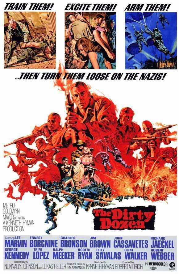 The Dirty Dozen [1967][Latino][1080p][Google Drive]