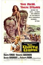 The Dirty Game (The Secret Agents)