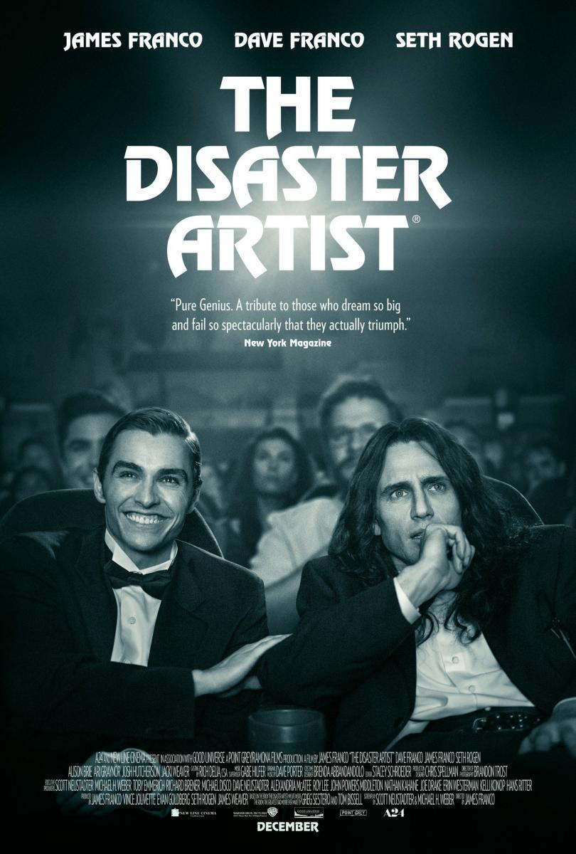 Ver pelicula The Disaster Artist Online
