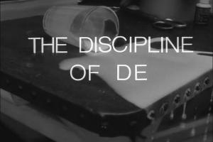 The Discipline of D.E. (C)