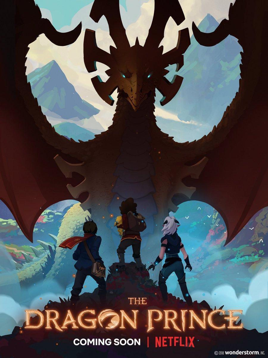 Resultado de imagen de el principe dragon