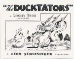 The Ducktators (S)