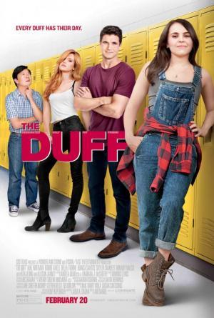 póster de la película adolescente el último baile