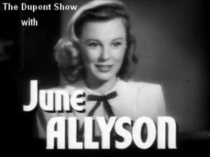 El Show de June Allyson (Serie de TV)