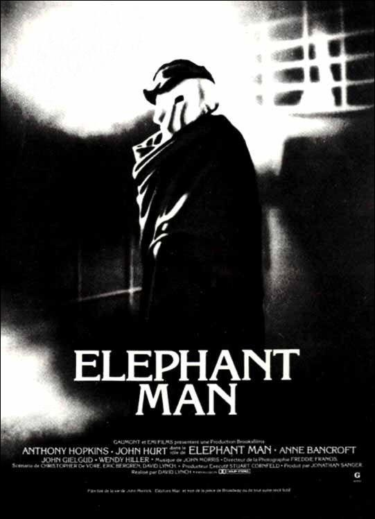 El hombre elefante