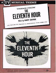 The Eleventh Hour (Serie de TV)