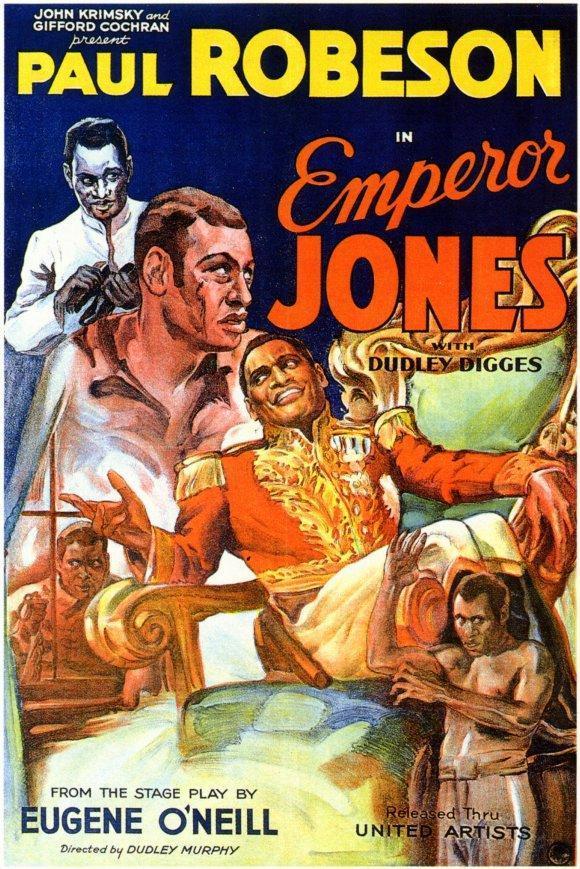 El emperador Jones (1933) - Filmaffinity