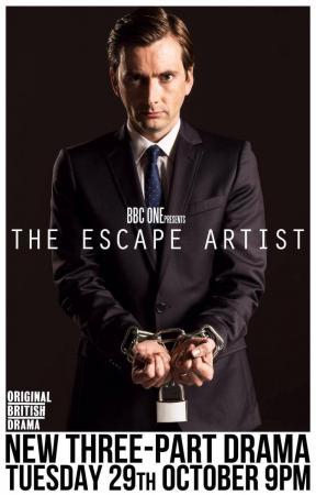 The Escape Artist (TV Miniseries)