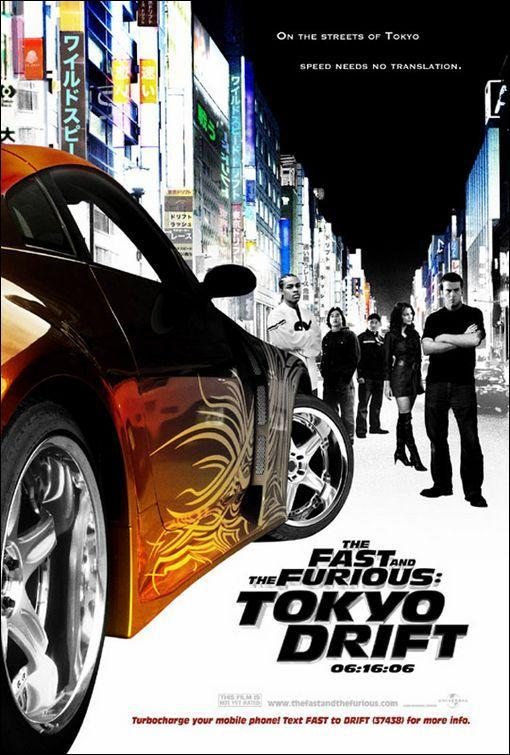 A todo gas: Tokyo Race (A todo gas 3) [4K] [2006] [1080p] [Latino] [MEGA] Subida Propia