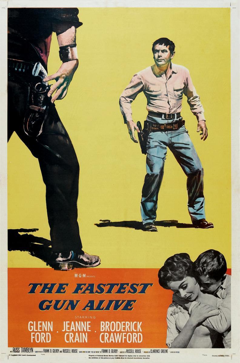 El Pistolero Invencible (1956) [Western] [Latino] [MEGA]
