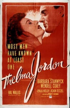 El caso de Thelma Jordon